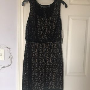 Aidan Mattox Lace dress
